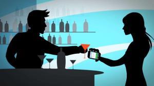 muestra, en tiempo real, el ambiente actual, música y colas en los clubes cercanos.