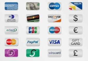 Los medios de pago de una tienda on line