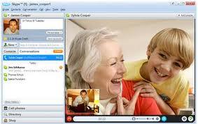 Skype Portable es la versión de Skype que no requiere instalación.