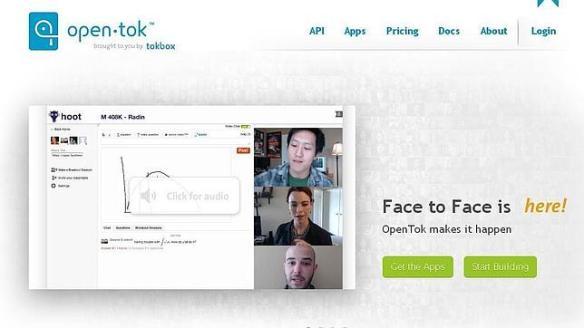 Telefónica Digital anunció la compra de TokBox