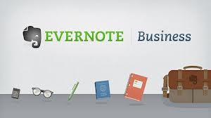 Evernote Business organizador para empresas