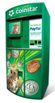 Coinstar - PayPal