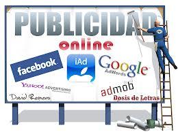 que  la inversión publicitaria on line