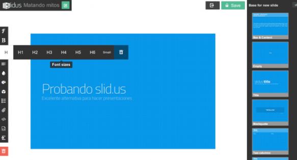 SLID.US  Presentaciones